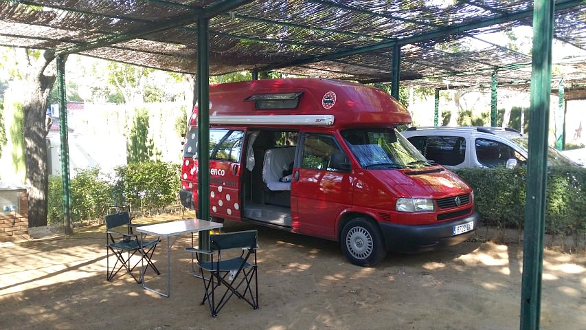 Campingplätze Andalusien