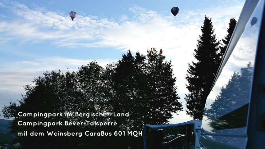 Camping Bergisches Land