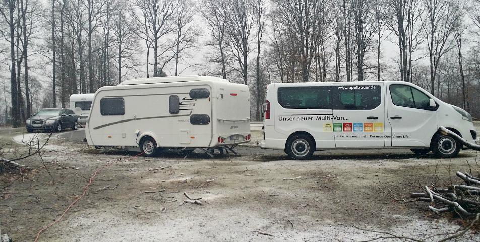 Camping am Biggesee