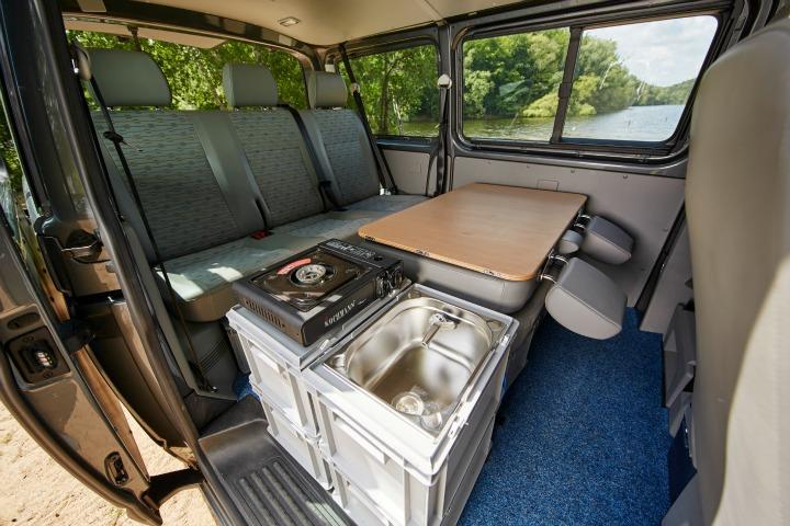 campingbox hochdachkombi campingbox selber bauen eine. Black Bedroom Furniture Sets. Home Design Ideas