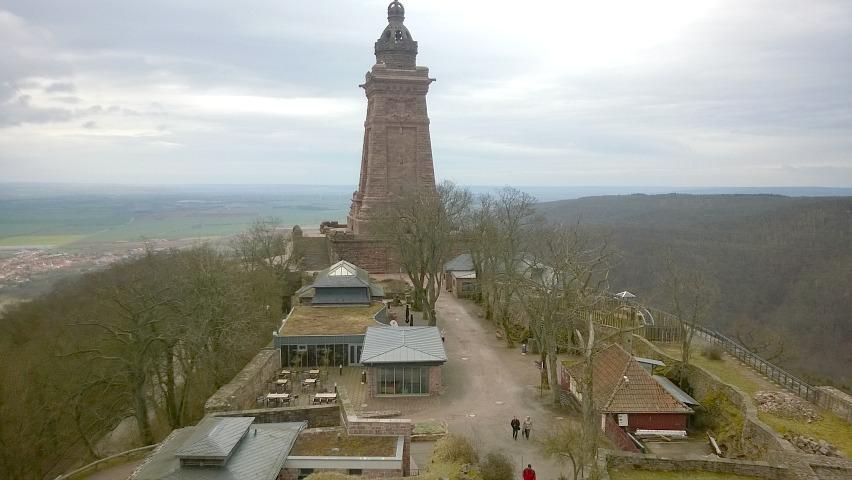 Wohnmobiltour Thüringen - vom Eichsfeld bis Weimar