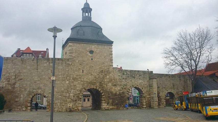 Wohnmobiltour Thüringen - von Erfurt bis Mühlhausen