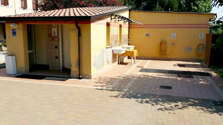 Wohnmobilstellplatz Verona