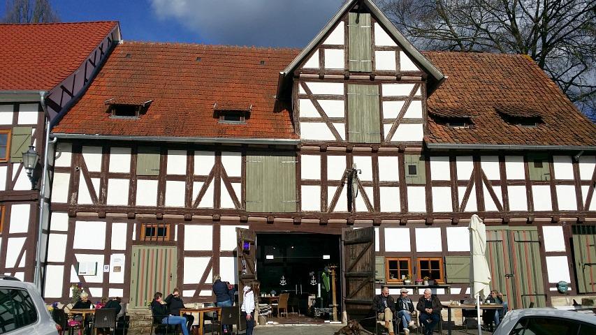 Wohnmobilstellplatz Wanfried
