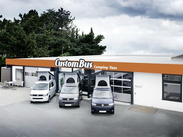 Custom-Bus-Firmenansicht