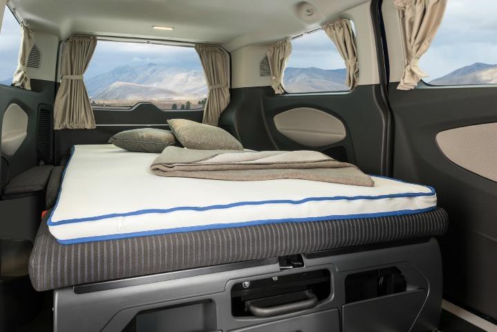 vorstellung westfalia ford nugget aufstelldach und euroline. Black Bedroom Furniture Sets. Home Design Ideas