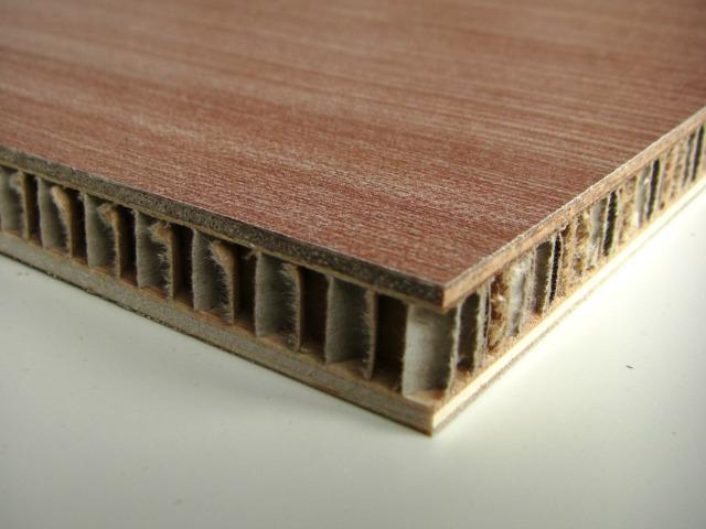 Möbelbauplatte