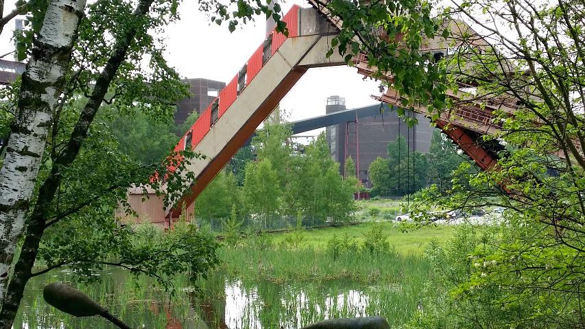 das Ruhrgebiet