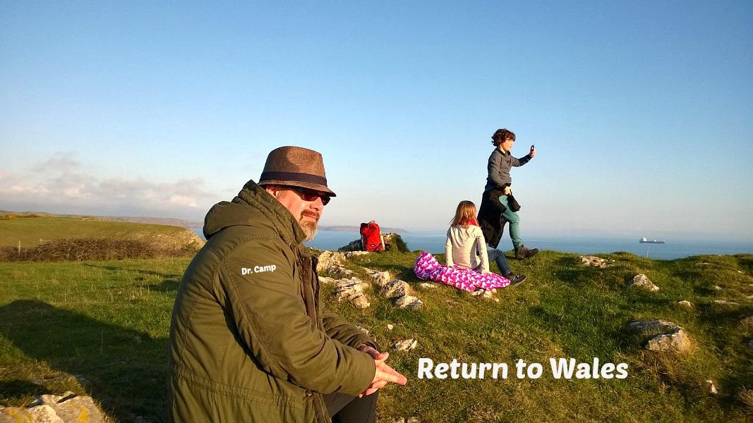 Wales Rundreise