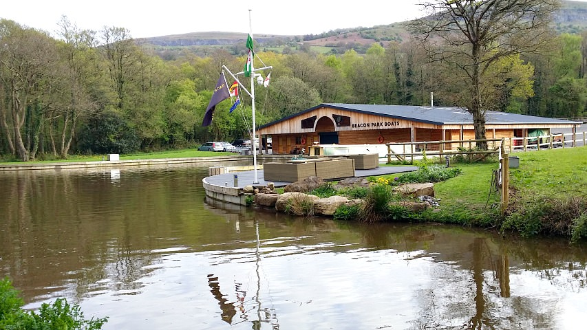 Narrowboat Tour in Wales