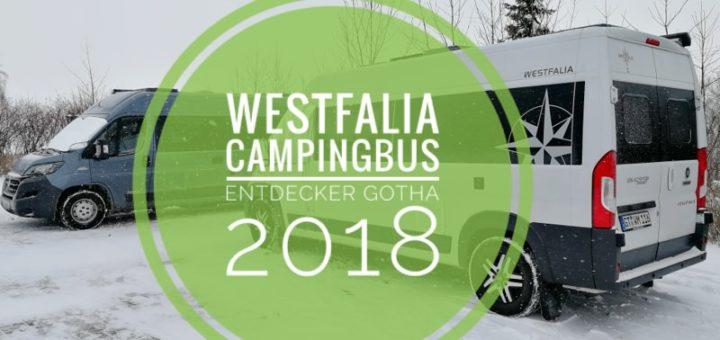 Westfalia Campingbus