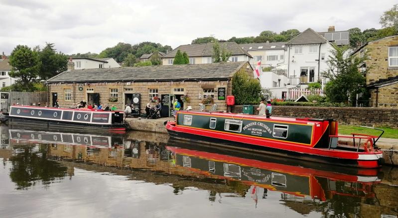 Hausboot mieten in England