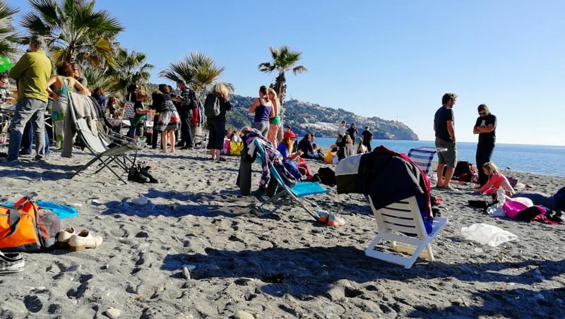 Wintercamping Spanien 05