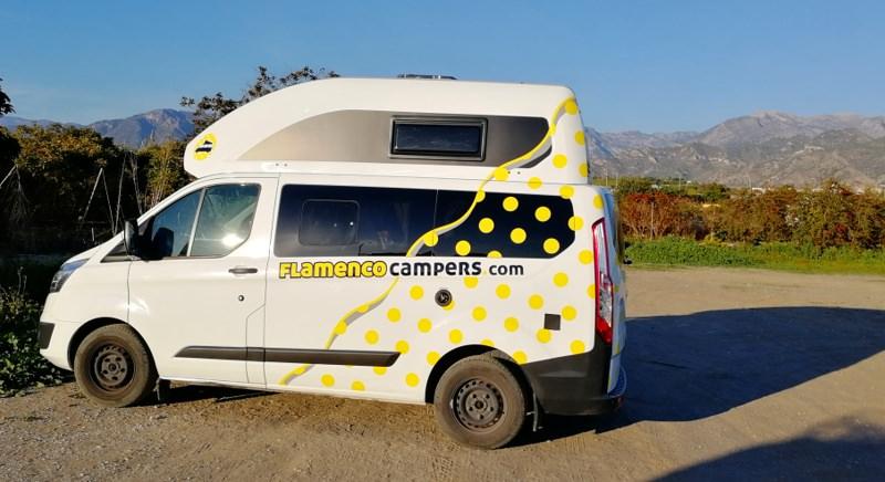 Wintercamping Spanien 03
