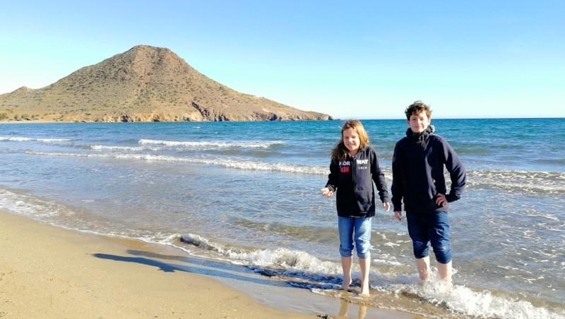 Wintercamping Spanien 09