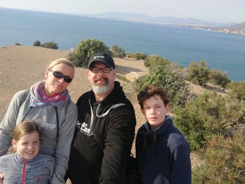 Wintercamping Spanien 25