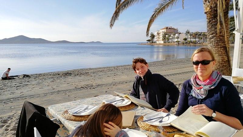 Wintercamping Spanien 34