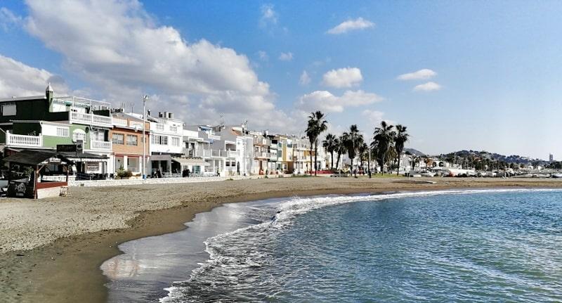 Spanien mit dem Wohnmobil Pedregalejo