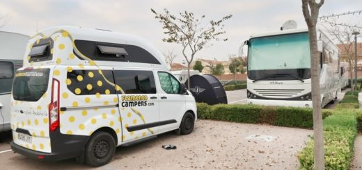 Camping Südspanien Area Narejos