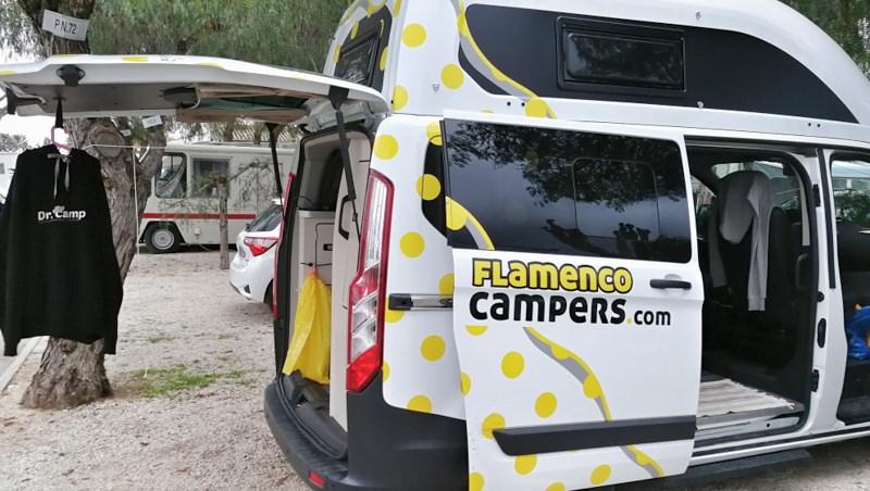 Camping Südspanien Dr. Camp