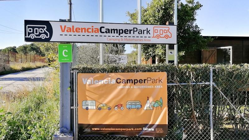 Camping Südspanien Valencia Camper Park