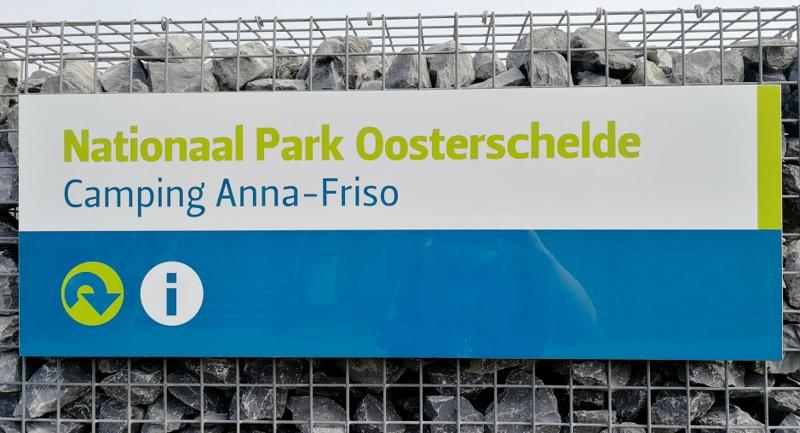Camping Anna Friso Schild