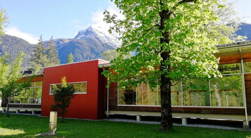 Waschhaus Camping Grubhof