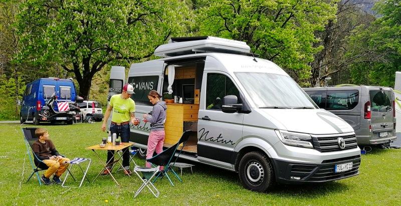 Organic Vans VW Crafter